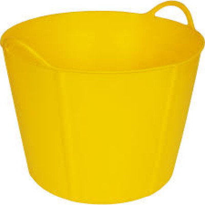 Flexi Tub Yellow 42 Litre